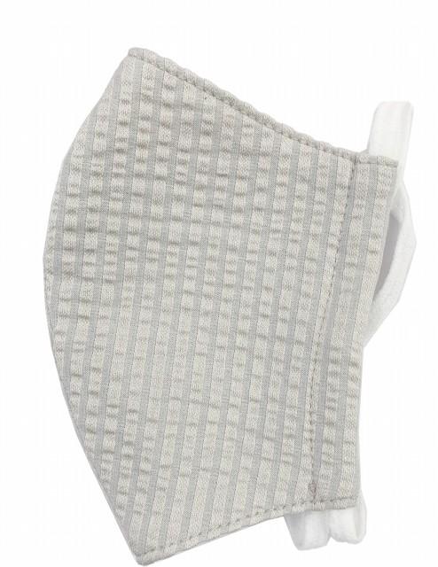 MKクールマックス立体縫製洗えるマスク(Mサイズ)(アイボリー)MKMT000M-21