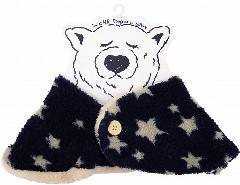 おやすみマフラー(星柄) WNRT009Z-50