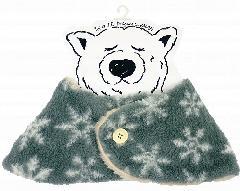 おやすみマフラー(雪柄)WNRT011Z-30