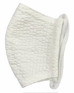 MKクールマックス立体縫製洗えるマスク(Sサイズ)(ホワイト)MKST000M-01