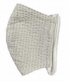 MKクールマックス立体縫製洗えるマスク(Mサイズ)(ライトベージュ)MKMT000M-31