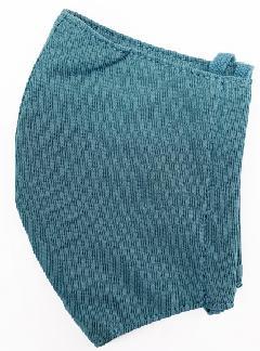 接触冷感立体縫製洗えるマスク(SSサイズ)(ダルグリーン)MKTT003M-78