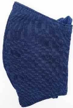 接触冷感立体縫製洗えるマスク(Mサイズ)(コン)MKMT003M-99