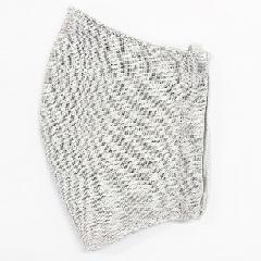 超抗菌加工ナノファイン加工綿100%立体縫製洗えるマスク(Mサイズ)(サンドベージュ)MKMT002M-61
