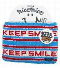 ネックウォーマー KEEP SMILE(WNA192R-89)