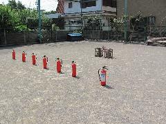国立市公共施設 消防訓練