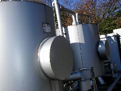 青梅市社会福祉施設 貯湯槽清掃