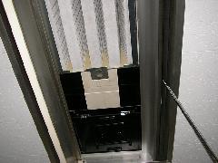 立川市商用ビルディング 空調機点検