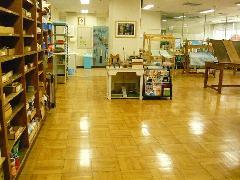 所沢療養施設 木床清掃