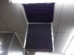 板橋区社会福祉園 フィルター清掃