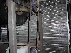 小平市高齢者福祉施設 空調機Vベルト交換