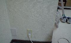 東京都 板橋区 事務所壁紙クロス清掃作業