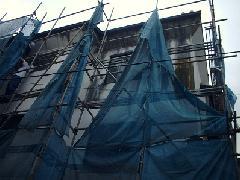 東京都 立川市 建物 外壁清掃