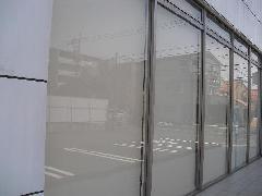 東京都 世田谷区 オフィス ガラス清掃