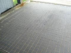 東京都 北区 公共施設 外面タイル洗浄