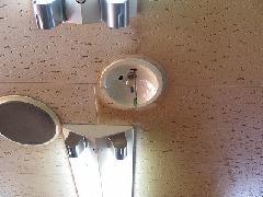 立川市商用ビル 非常灯器具交換