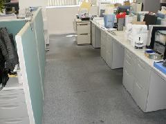 新宿区 オフィスビル カーペット洗浄