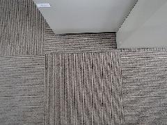 東京都新宿区ビルテナント部分タイルカーペット清掃(洗浄)