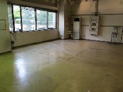 東京都 八王子市 大学 研究室 掃除(剥離)