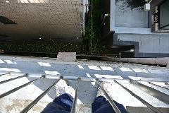 東京都文京区集合住宅ツタ除去作業〜AFTER〜