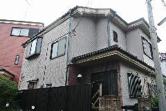 東京都杉並区戸建てツタ除去作業
