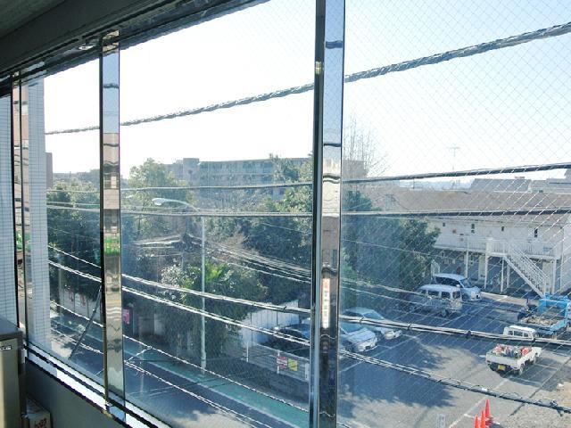窓ガラスコーティングの防虫効果