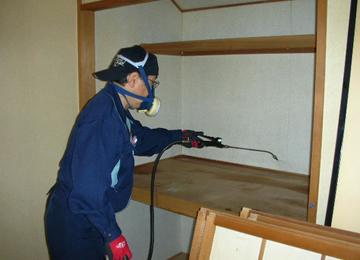 川崎市 一般住宅 ゴミ屋敷の清掃