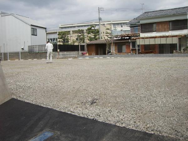 櫛田邸 駐車場整備工事