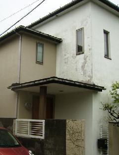 東京都世田谷区 一戸建て住宅 塗装工事