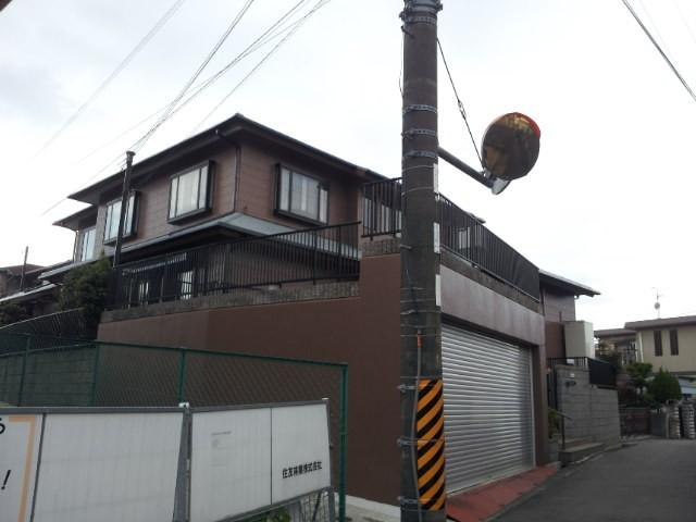 大阪府松原市 F様邸 外壁塗装工事