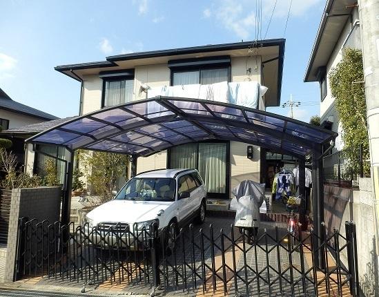 大阪府河内長野 T様邸 外壁塗装工事