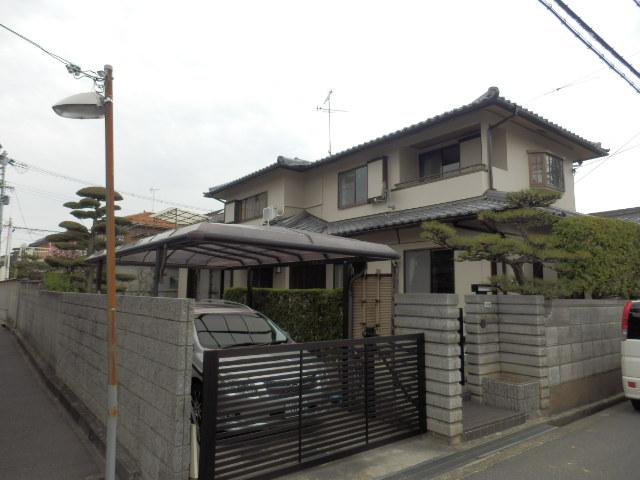 大阪府八尾市 M様邸 外壁塗装工事