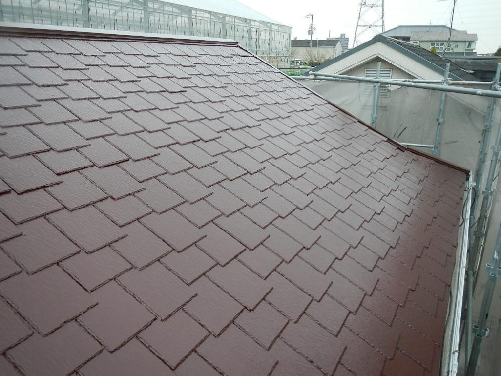 屋根塗装工事 堺市