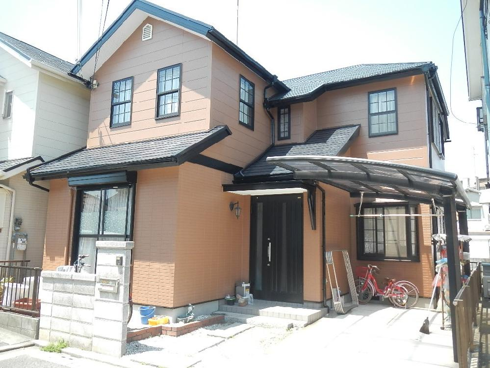 大阪府堺市 K様邸 外壁屋根塗装工事