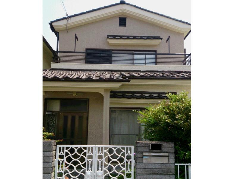 大阪府貝塚市 S様邸 外壁塗装工事