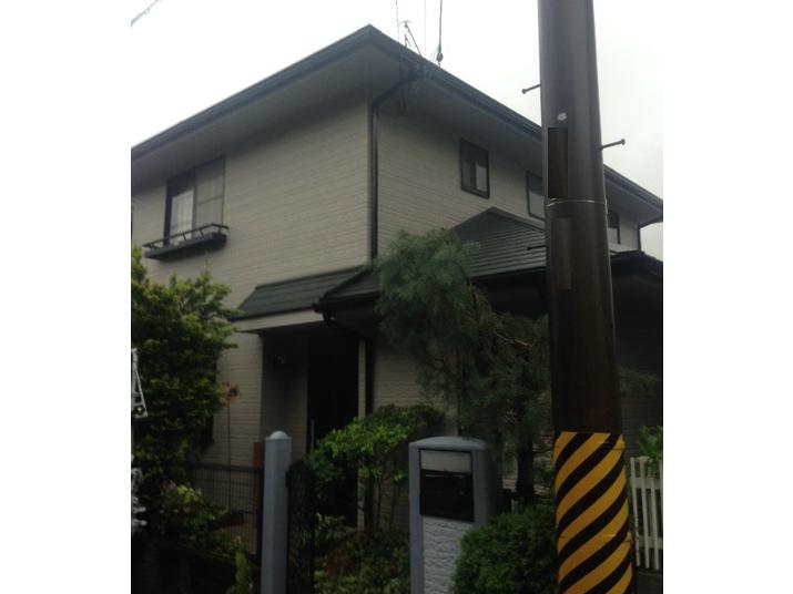 和歌山県橋本市 S様邸 外壁屋根塗装工事
