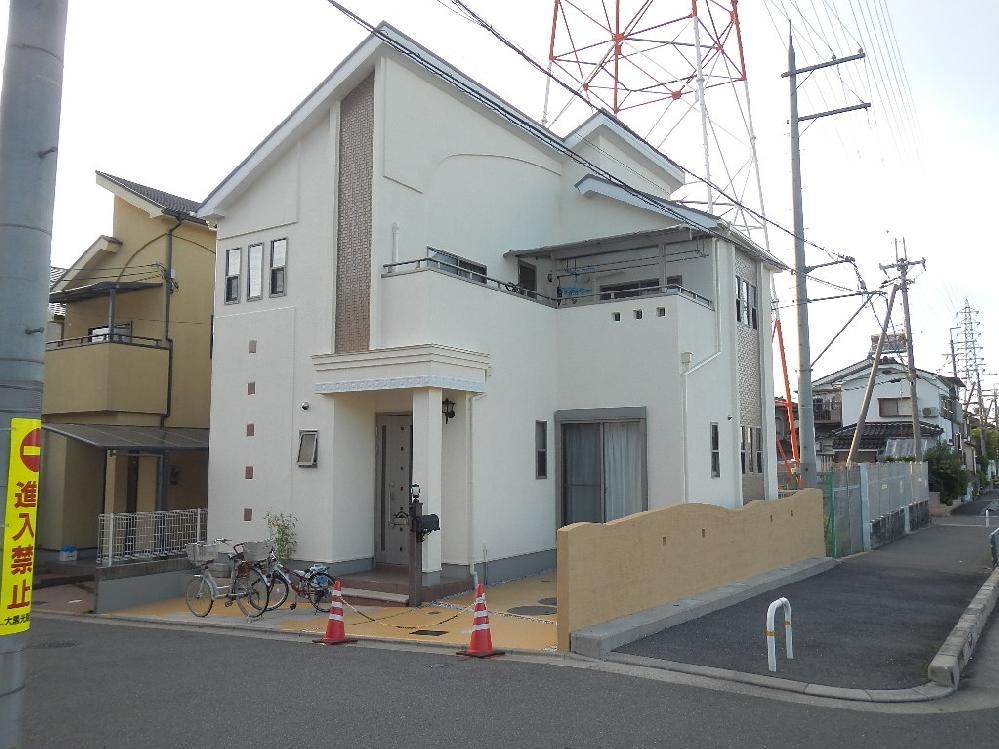 羽曳野市 T様邸 外壁・屋根塗装工事