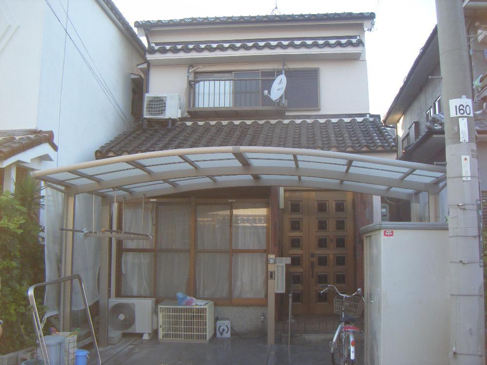 堺市 匿名 外壁塗装工事
