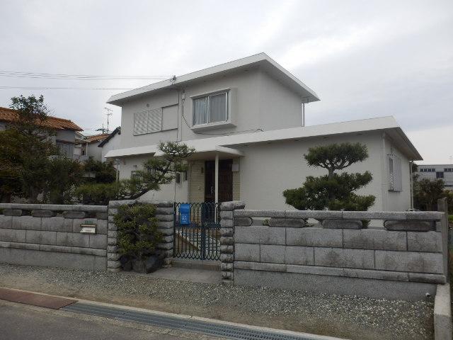 岸和田市 I様邸 外壁塗装工事