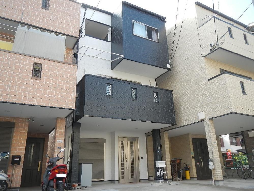 摂津市 T様邸 外壁・屋根塗装