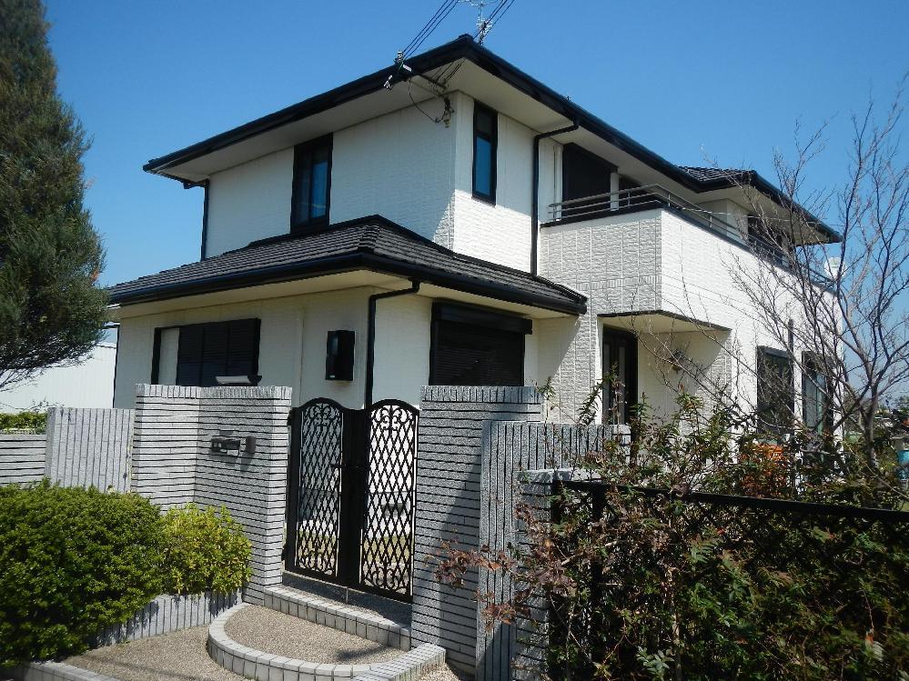 堺市南区 N様邸 外壁塗装工事