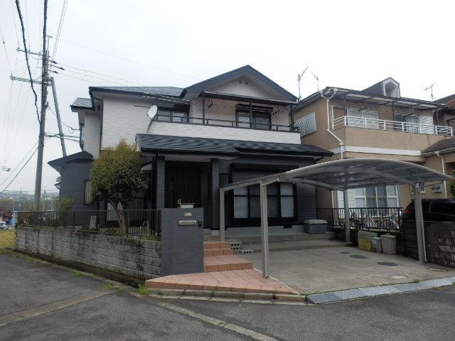 和歌山県橋本市 K様邸 外壁・屋根塗装工事