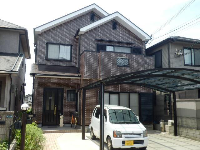 岸和田市 K様邸 外壁・屋根塗装工事