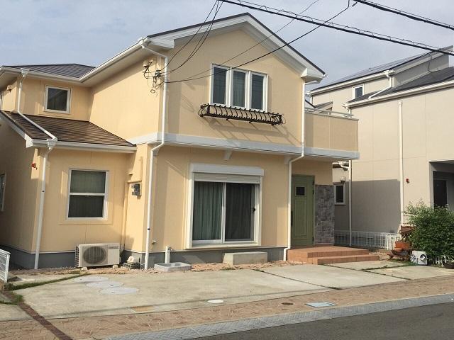 泉佐野市 T様邸 外壁・屋根塗装工事