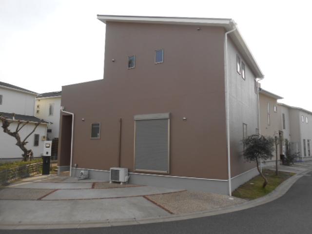 貝塚市畠中 W様邸 外壁・屋根塗装