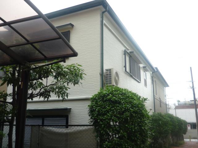 外壁の塗り替え 大阪市福島区