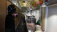 市内某飲食店バイオプロテクト施工
