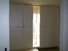 玄関壁面収納
