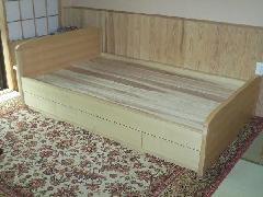 純和風ベッド