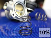 MINI CooperS R52 R53 リリーフバルブ強化スプリング【スプリングレート10%】